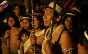 Cacique indígena