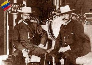 Cipriano Castro y Juan Vicente Gómez