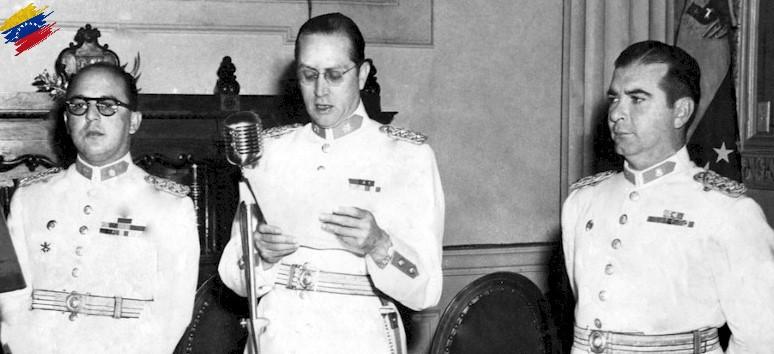 Junta Militar de Gobierno 1948 a 1950