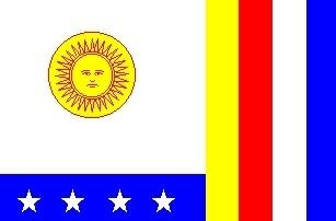 Bandera de la Conspiración de Gual y España