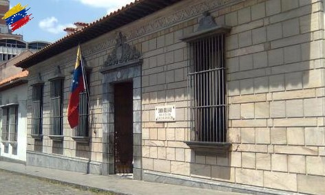 Casa natal de Simón Bolívar