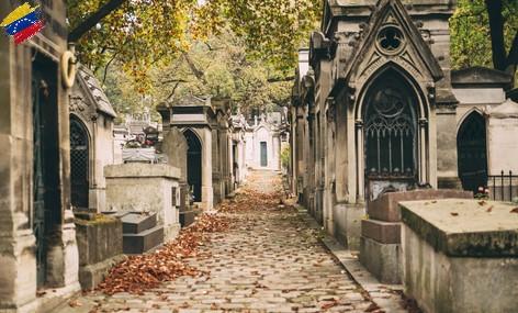Cementerio de Pére Lachaise