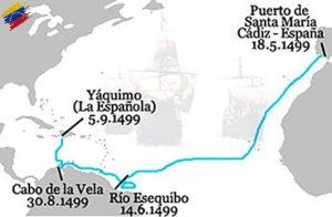 Expedición de Alonso de Ojeda