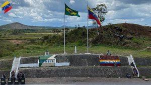 Frontera de Venezuela con Brasil