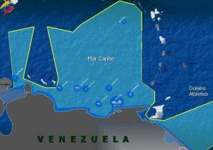 Fronteras marítimas de Venezuela