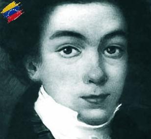 Simón Bolívar niño