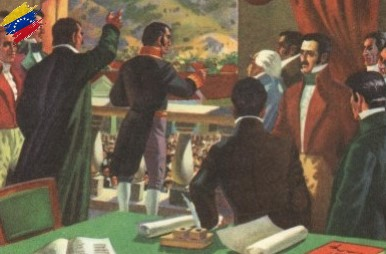 Sucesos del 19 de abril de 1810