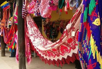 Tejidos de los arawacos