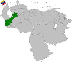 Ubicación de los timotocuicas