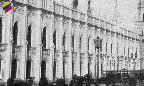 Universidad Central de Venezuela en el siglo XIX