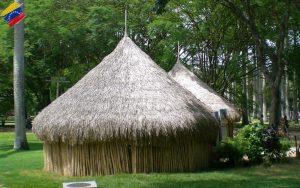 Vivienda de los timotocuicas