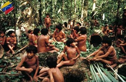 Yanomamis y la naturaleza