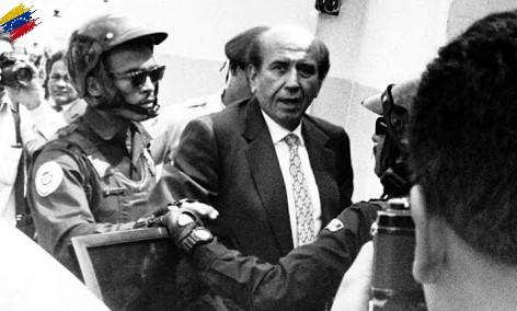 Carlos Andrés Pérez juicio