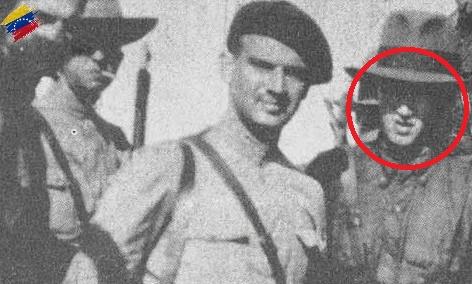 Carlos Delgado Chalbaud en la Expedición del Falke