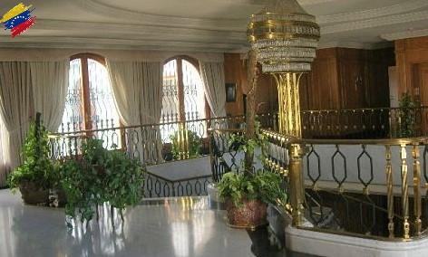 Casa de Marcos Pérez Jiménez en España