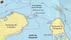 Diferendo del Golfo de Venezuela