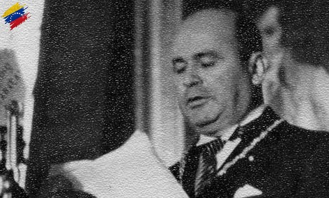 Isaías Medina Angarita en su discurso inaugural