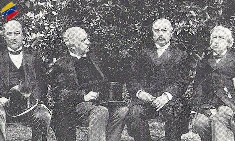 Laudo Arbitral de París 1899
