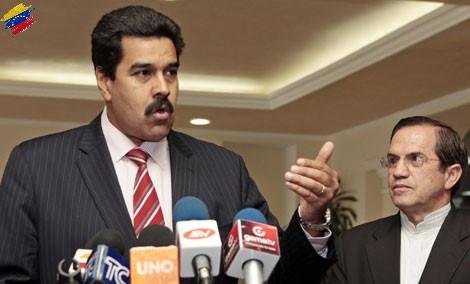 Nicolás Maduro canciller