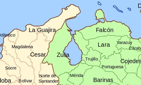 Problemas fronterizos de Venezuela con Colombia