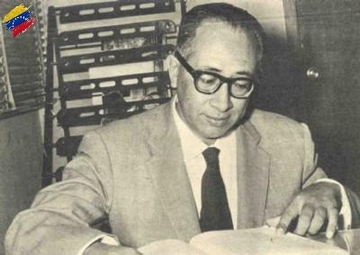 Ramón José Velásquez joven