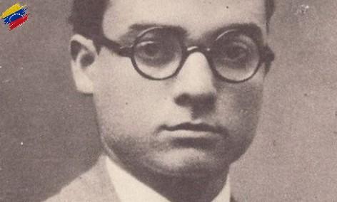 Rómulo Betancourt joven