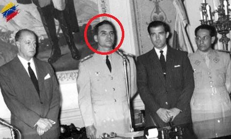 Wolfgang Larrazábal y la Junta de gobierno