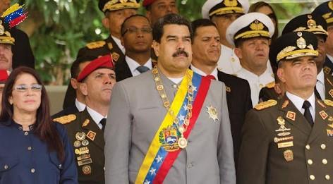 Banda presidencial de Venezuela